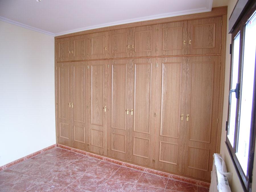 Carpinteria hernandez for Puertas armarios empotrados