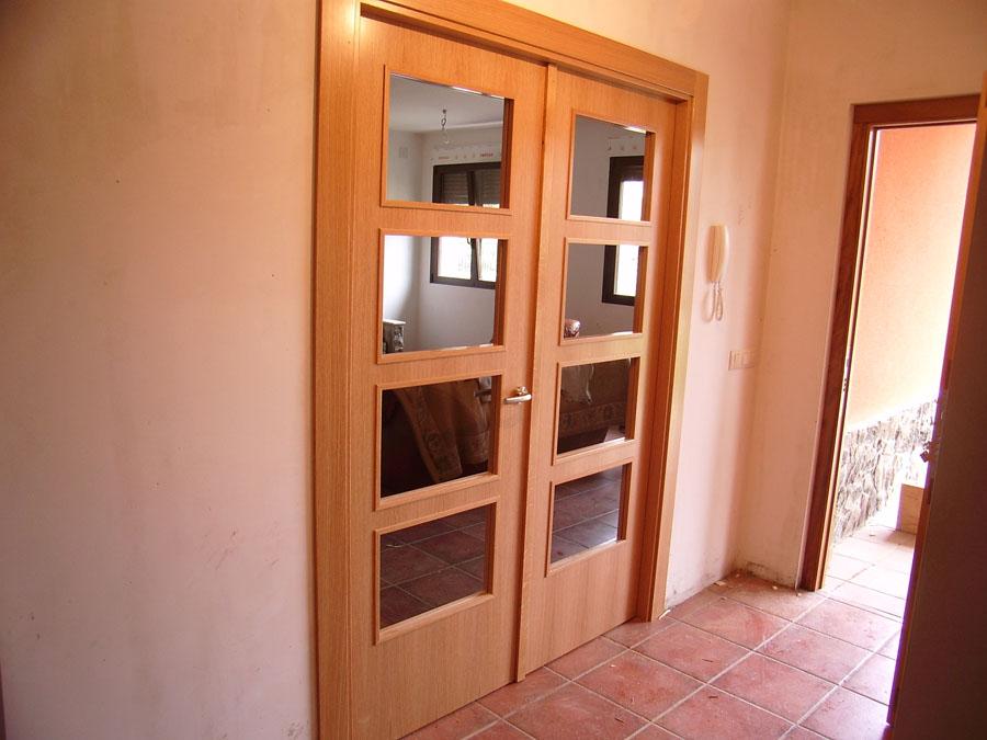 Top modelos de puertas de entrada wallpapers - Modelo de puertas de madera ...