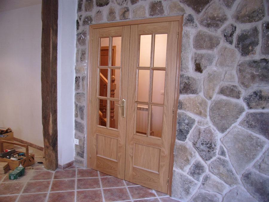 Carpinteria hernandez - Cristales puertas interiores ...