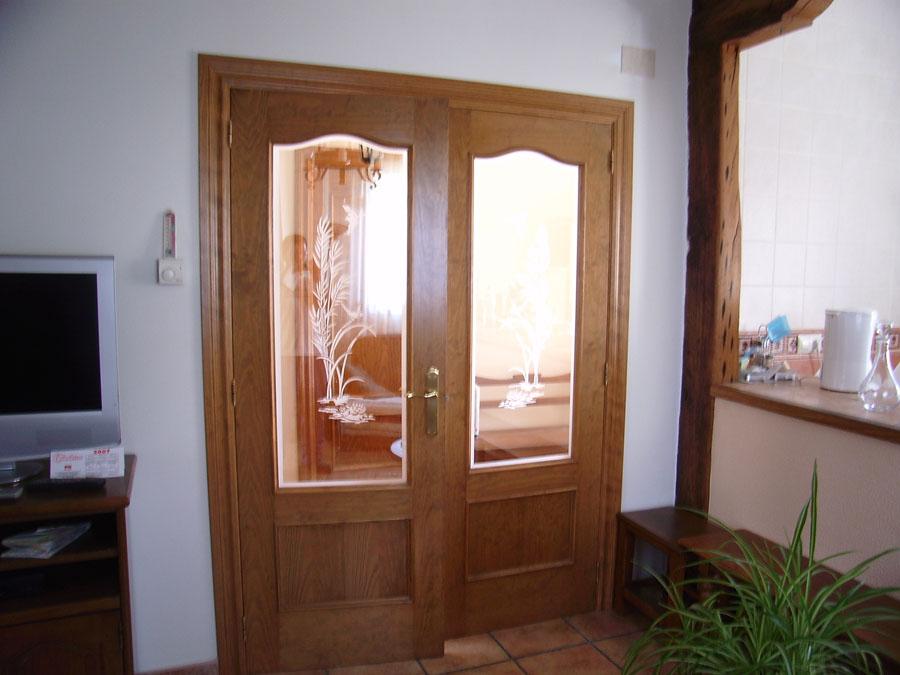 Carpinteria hernandez - Puertas de cristal para interiores ...